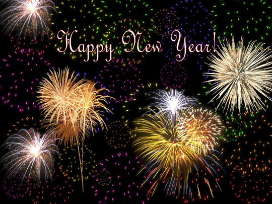 Happy New Year of 2012