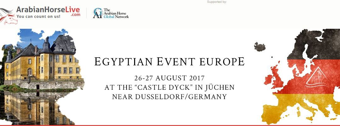 Results and first impressions – EgyptianEventEurope 2017