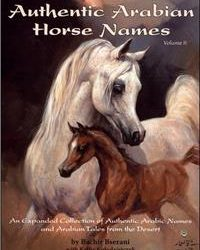 Bachir Bserani – Authentic Arabian Horse Names vol.II